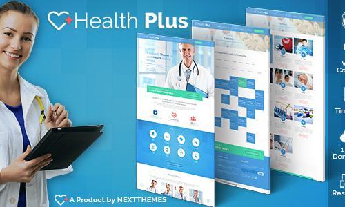 Health Plus – Health & Clinic Wo...