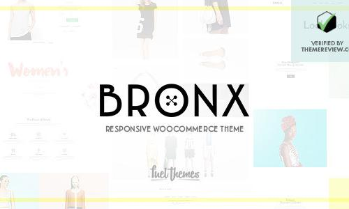 Bronx - Responsive WooCommerce The...
