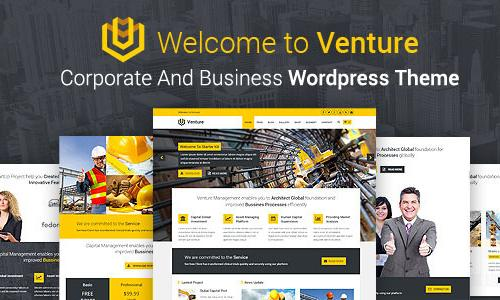 Venture - Corporate And Business W...