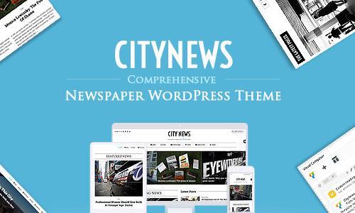 CityNews - Comprehensive Newspaper...