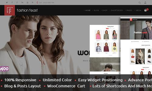 Fashion Feast - WooCommerce Respon...
