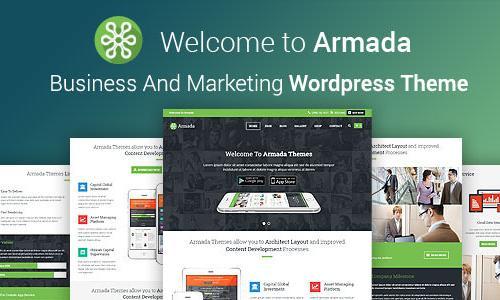 Armada - Modern Responsive WordPre...