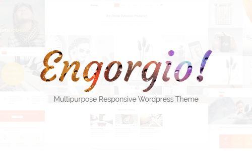 Engorgio | Multipurpose Responsive...