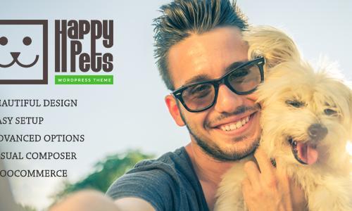 Happy Pets - A Pet Shop/Services W...