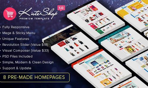 KuteShop - Multipurpose WooCommerc...