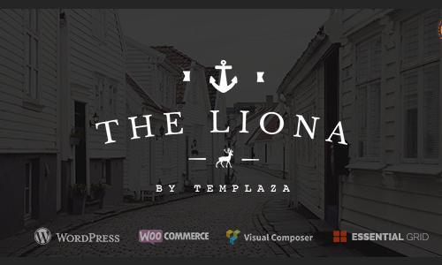 LIONA | A Portfolio Theme for Crea...