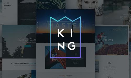 King - Responsive Multi-Purpose Wo...