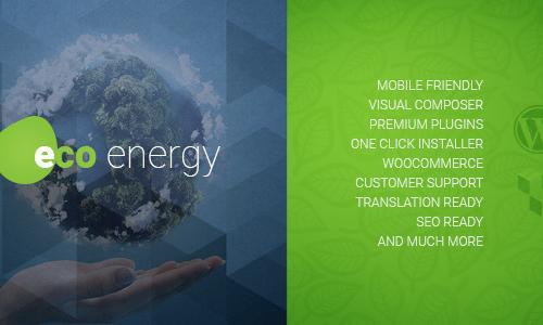 ECO Energy | Ecology & Alternative...