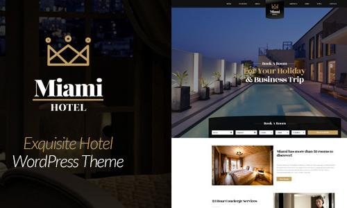 Miami - Exquisite Hotel Booking Wo...