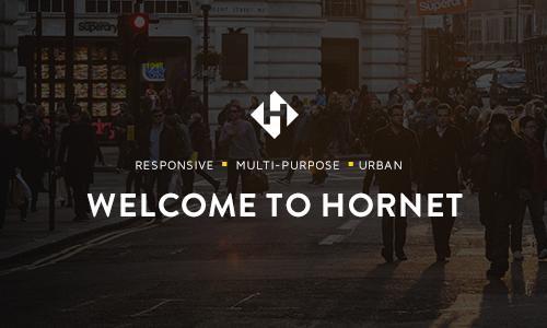 Hornet - An Urban Multi-Purpose Th...