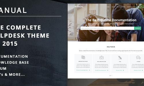 Manual - Best Online Documentation