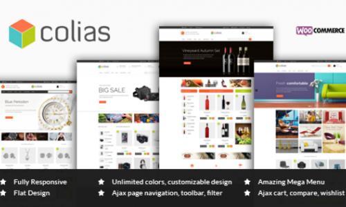 Ri Colias - Responsive WooCommerce...