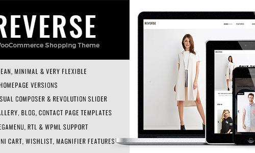 Reverse - WooCommerce Shopping The...