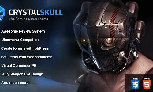 CrystalSkull - Gaming Magazine Wor...