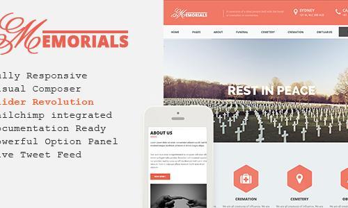 Memorials – Responsive Funeral W...