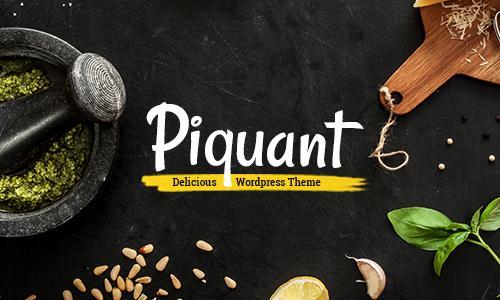 Piquant - A Restaurant, Bar & Caf�...