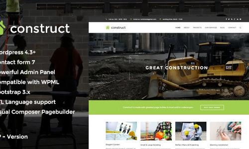 Construct - Construction & Busines...