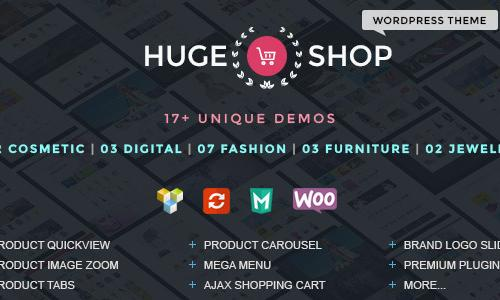 HugeShop - Wonderful Multi Concept...