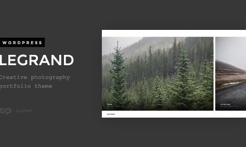 Legrand - Creative Photography Por...