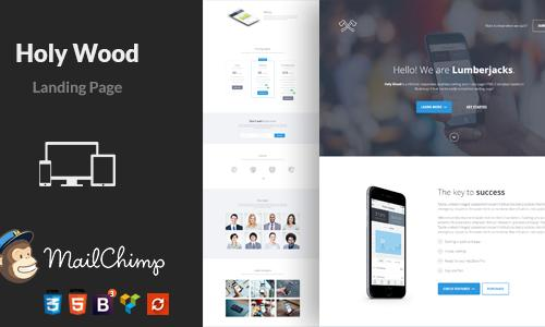 Holy Wood - Multipurpose WordPress...