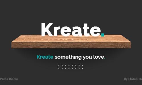 Kreate – Expert Theme for Creati...
