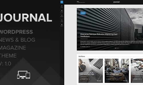 Journal - WordPress News and Blog ...