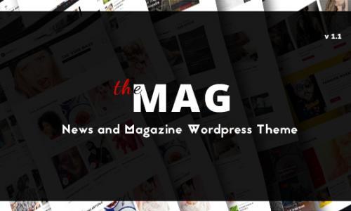 TheMag - WordPress Magazine Theme ...