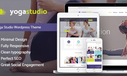 Yogastudio - Yoga, Gym and Healthc...