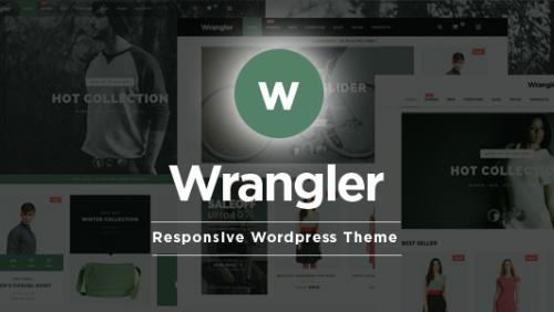 Wrangler - Multipurpose WooCommerce Theme