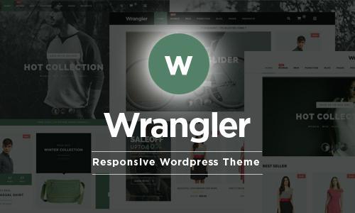 Wrangler - Multipurpose WooCommerc...