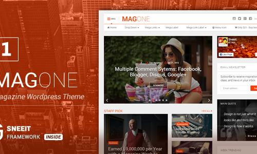 MagOne - Newspaper & Magazine Word...