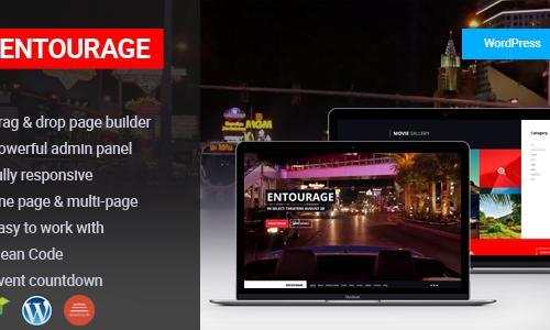 ENTOURAGE - Movie/Film/Cinema/TV W...