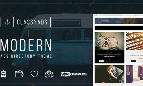 ClassyAds - Modern Ads Directory W...