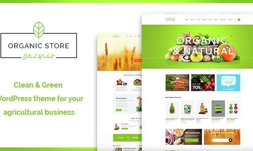 Organic Store - Organic Food & Eco...