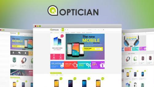 VG Optician - Responsive eCommerce WordPress Theme