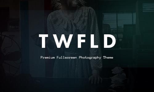 TwoFold - Premium Fullscreen Photo...