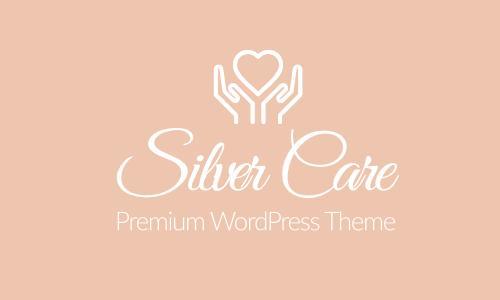 Silver Care - Elderly Care WordPre...
