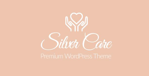 Silver Care - Elderly Care WordPress Theme