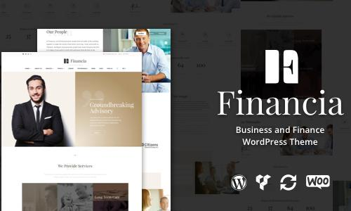 Financia - Business and Finance Wo...