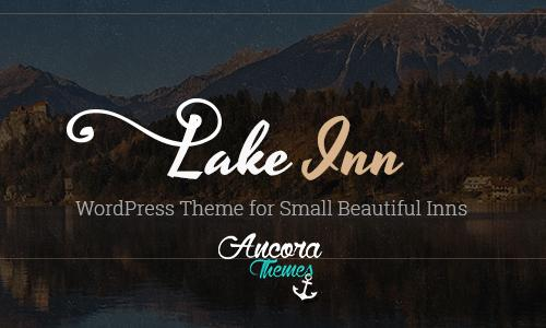 LakeInn - WordPress Theme for Smal...