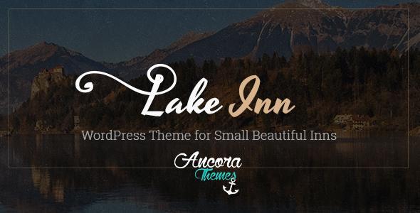 LakeInn - WordPress Theme for Small Inn, Hotel & Resort