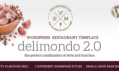 Delimondo 2.0 - 5 Styles Restauran...