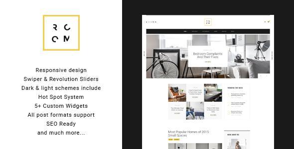 ROOM | Interior Design Blog & Furniture Shop