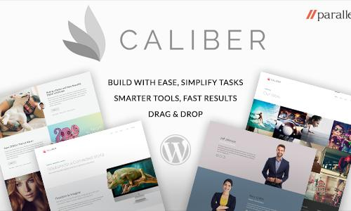 Responsive WordPress Theme - Calib...