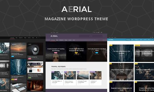 Aerial - Layers Magazine WordPress...