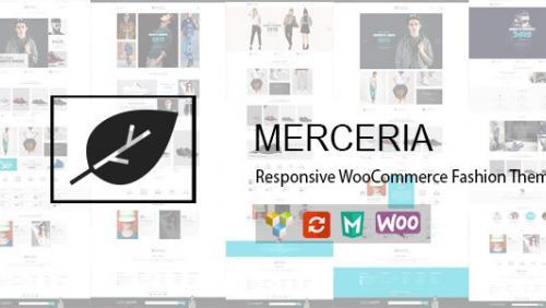 Merceria - Responsive WooCommerce Fashion Theme