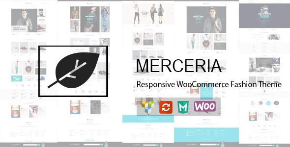 Merceria - Responsive WooCommerce Fashion Theme