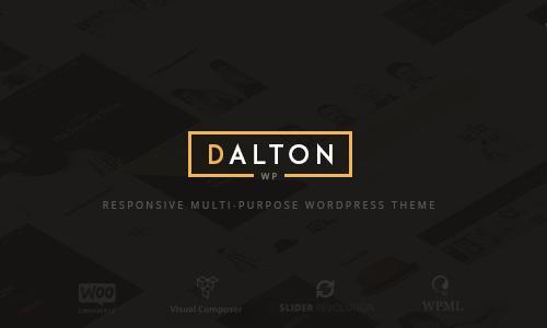 Dalton - Clean Multi-Purpose WordP...
