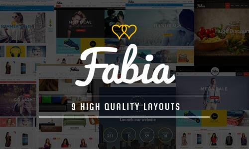 Fabia - Multipurpose WooCommerce T...