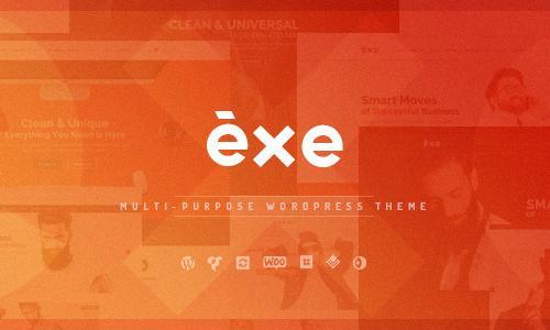 EXE - Responsive Multi-Purpose Wor...